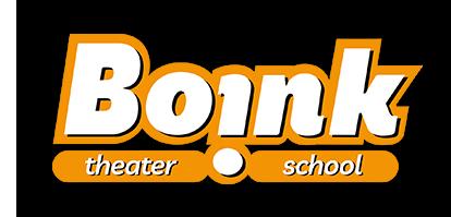 Boink Theaterschool Logo